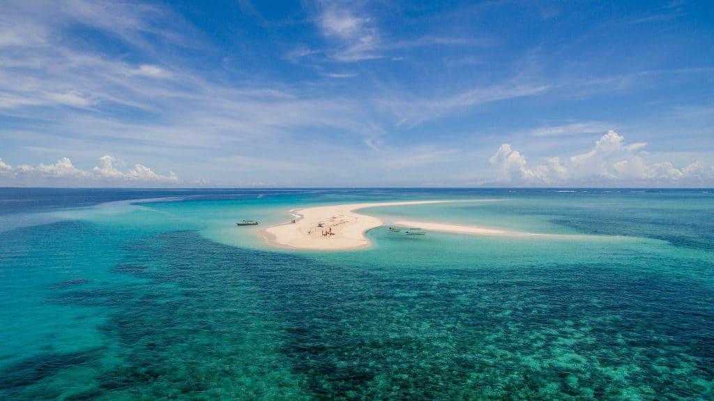 islands off tanzania