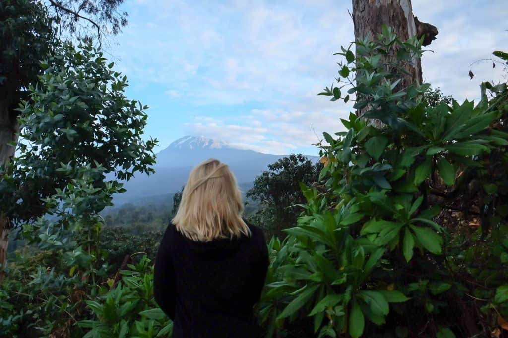Natasha The World Pursuit Kilimanjaro Tanzania