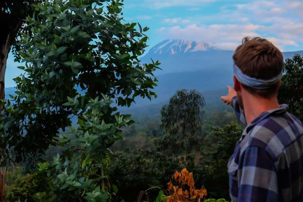 Mt. Kilimanjaro View