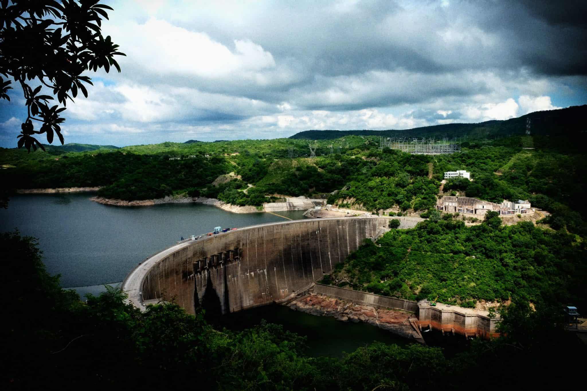 Lake Kariba Dam