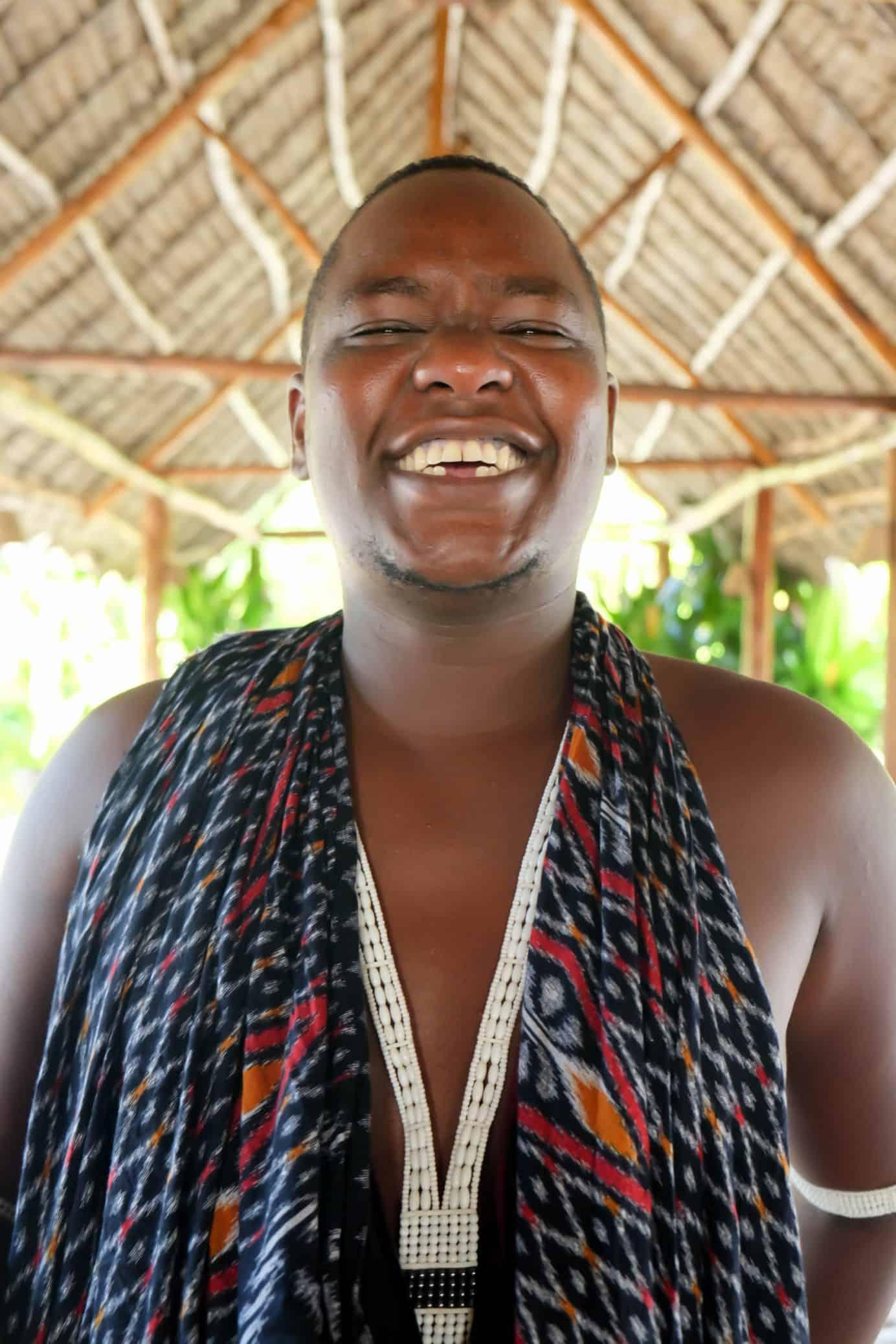 Maasai in Zanzibar