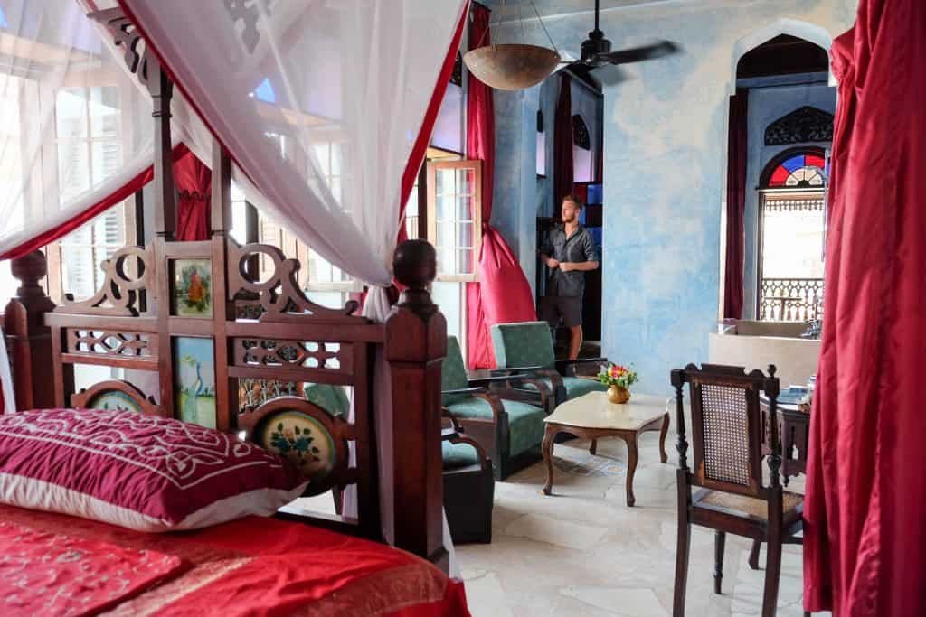 Emerson Spice Room