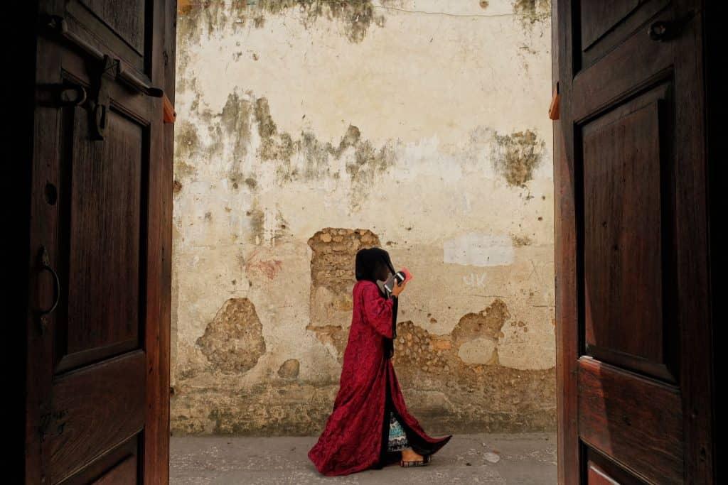 People of Zanzibar