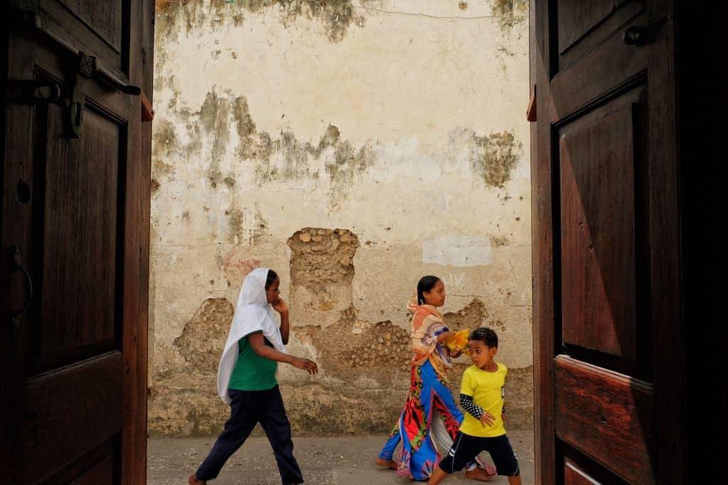 Zanzibari People