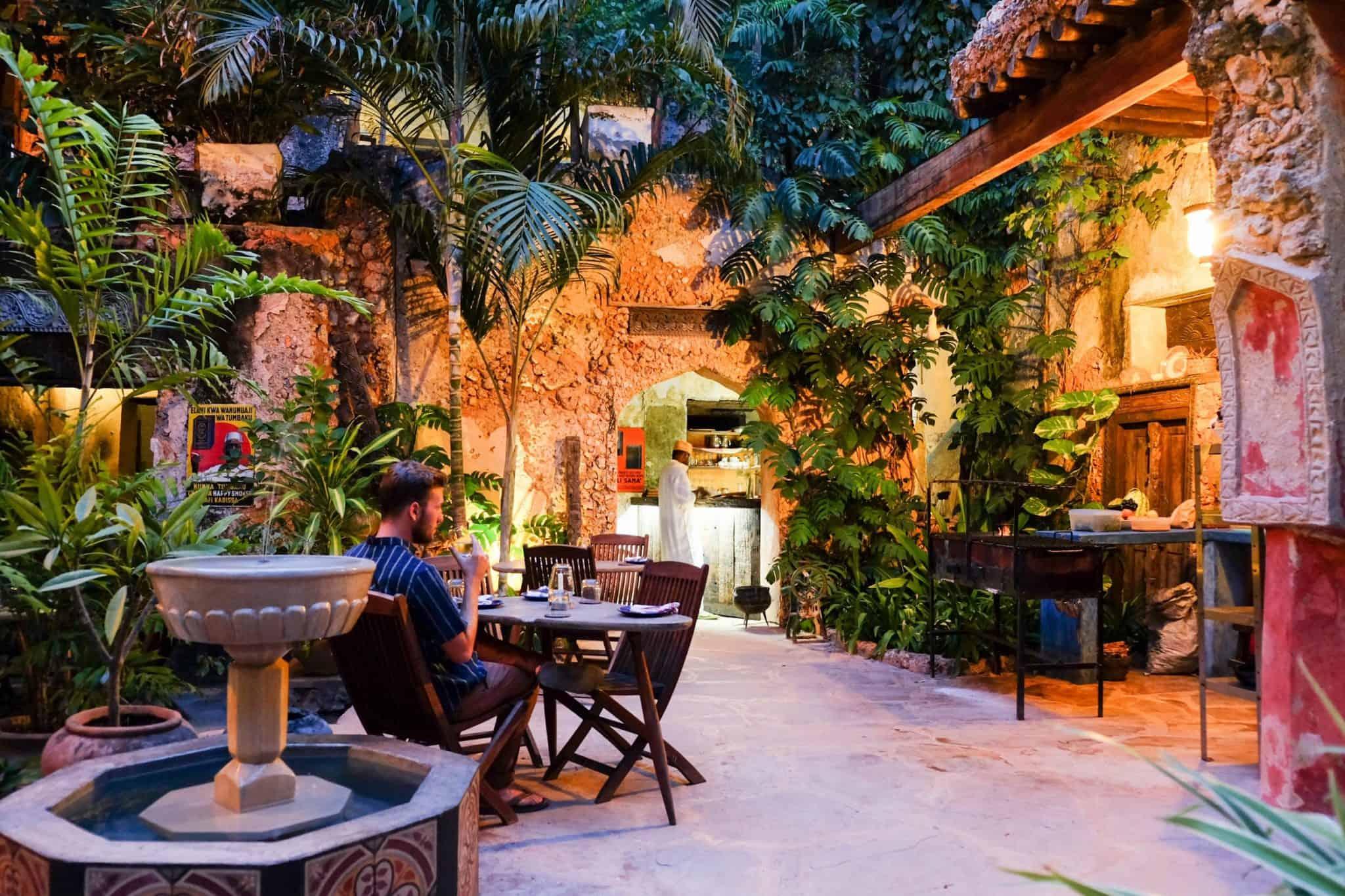 The Secret Garden Zanzibar