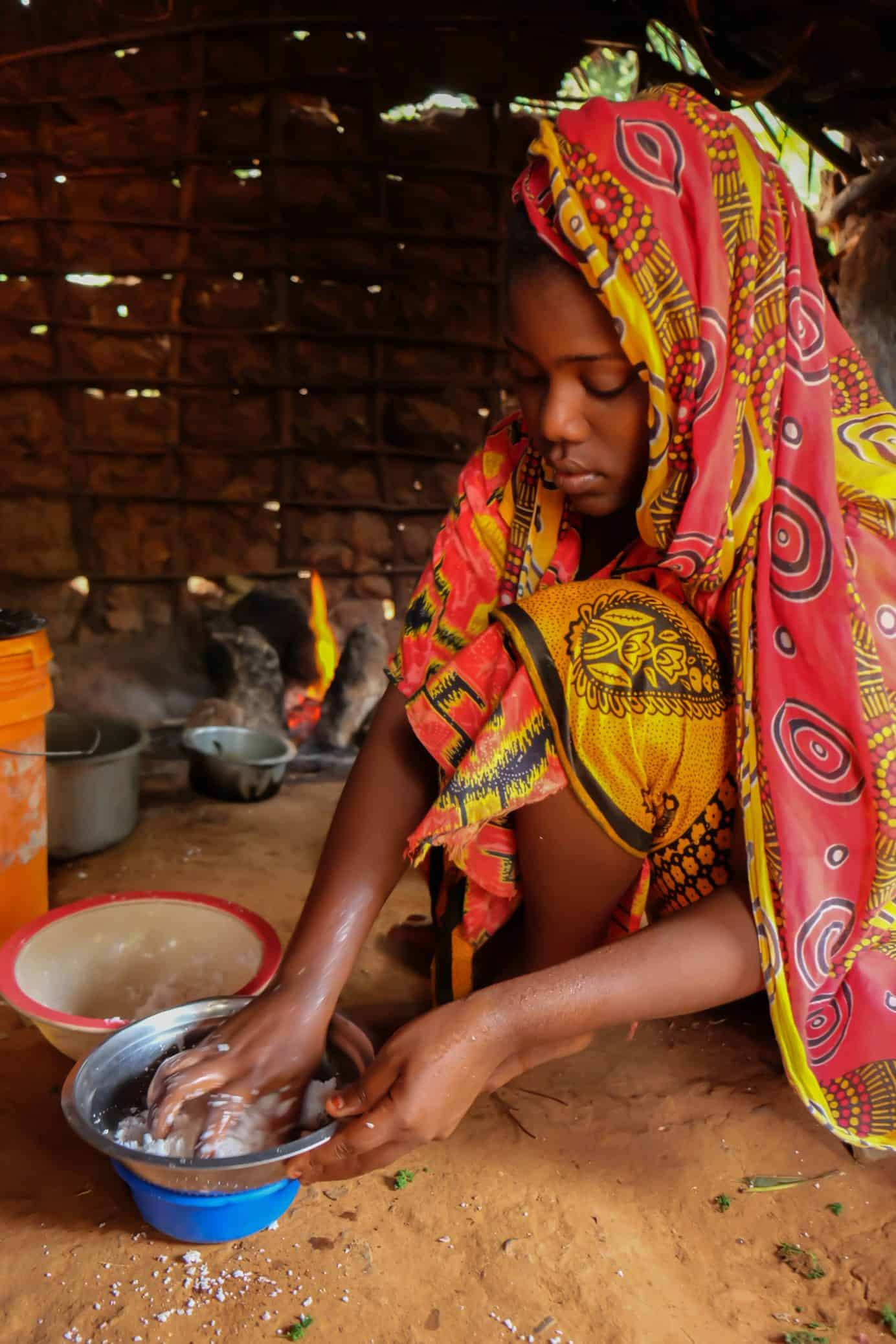 Traditional Cooking in Tanzania