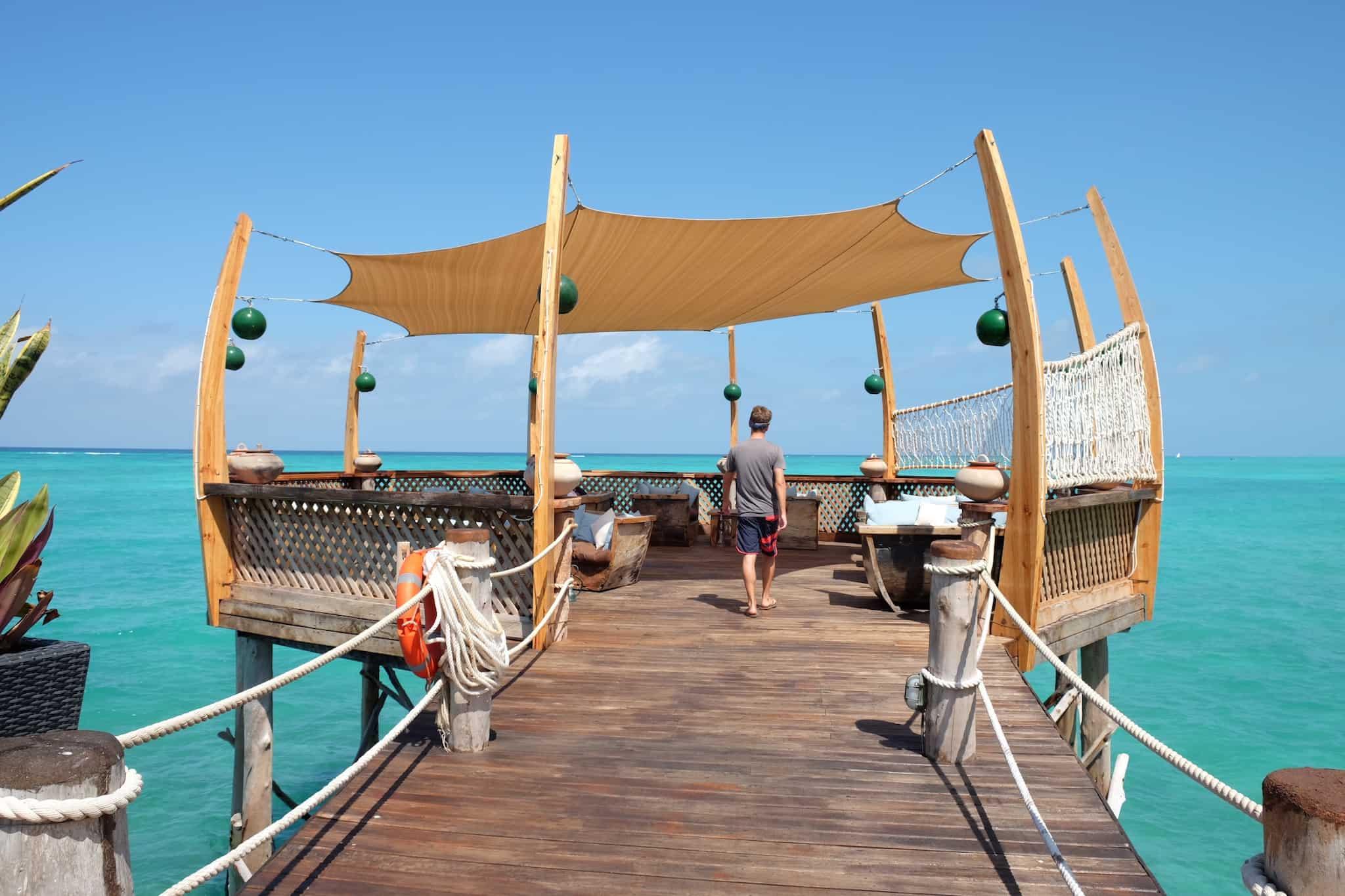 Essque Jetty The Best Hotels In Zanzibar