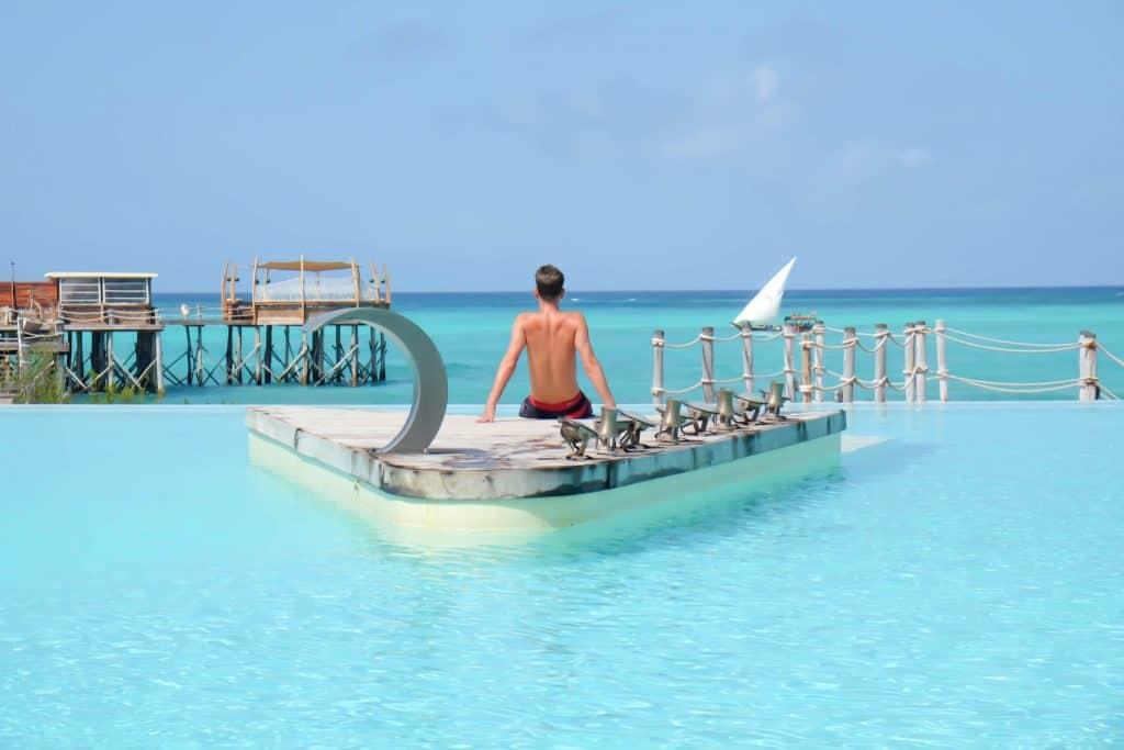 Essque Pool The Best Hotels In Zanzibar