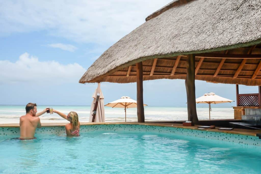 Tulia Unique Beach Resort The Best Hotels In Zanzibar