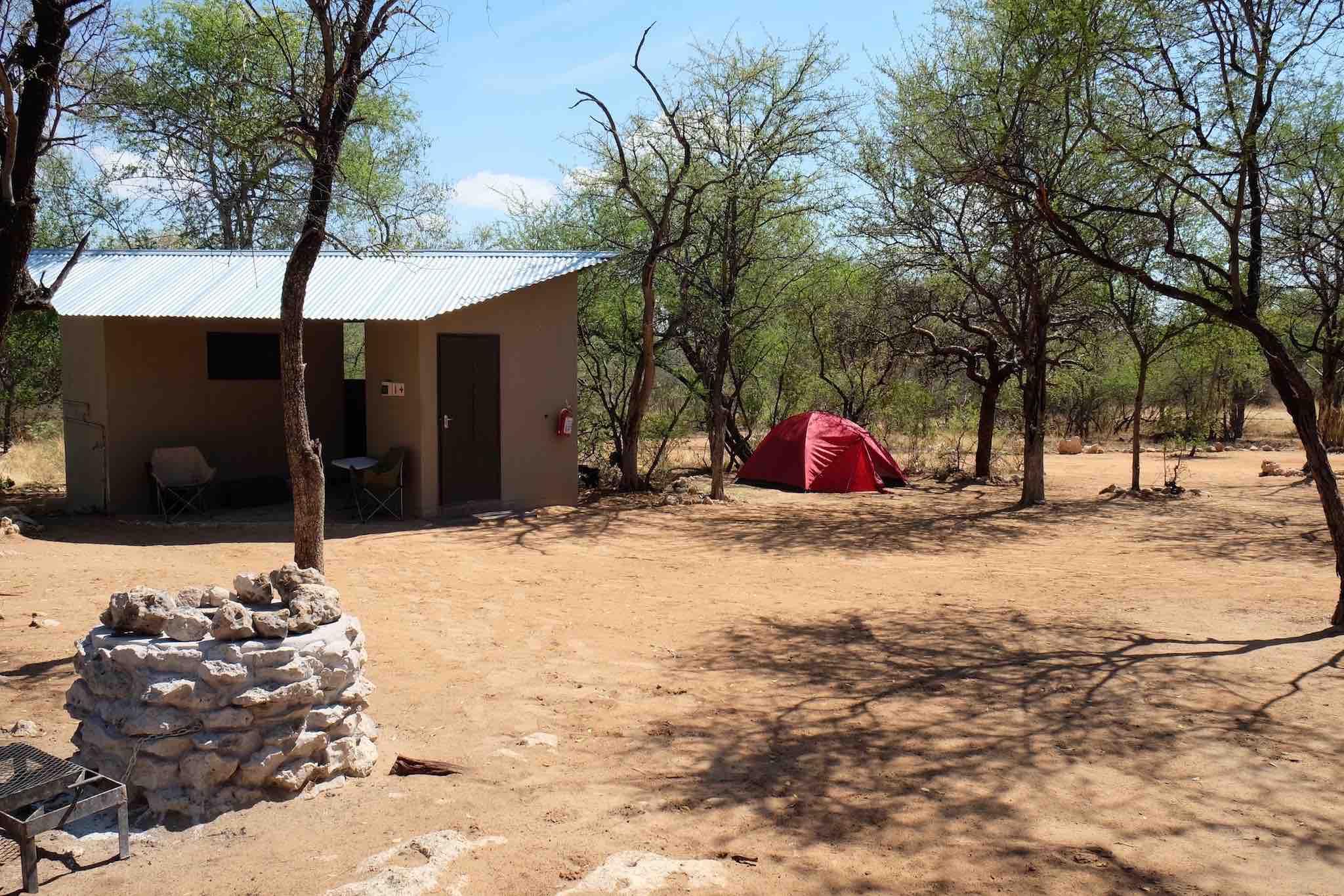 Etosha National Park Camping