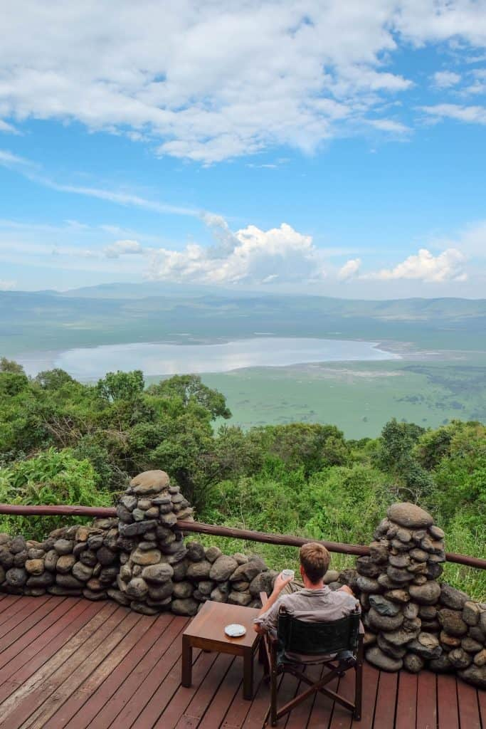 Ngorongoro Serena Crater Time