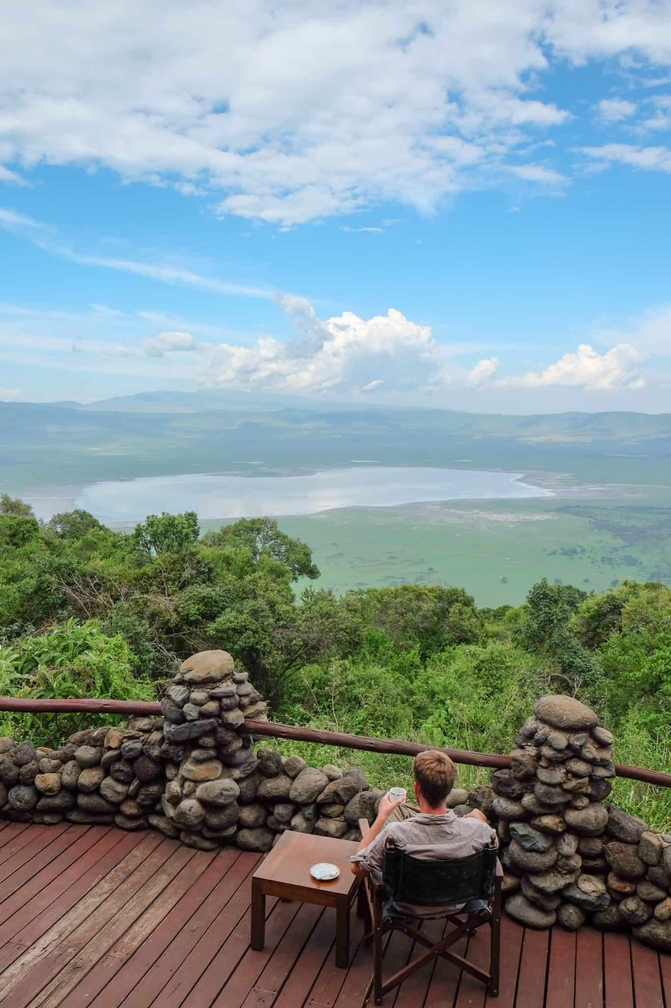 Ngorongoro Serena Crater Time