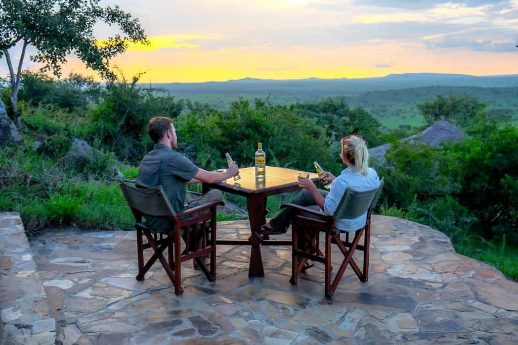 Serengeti Sunsets