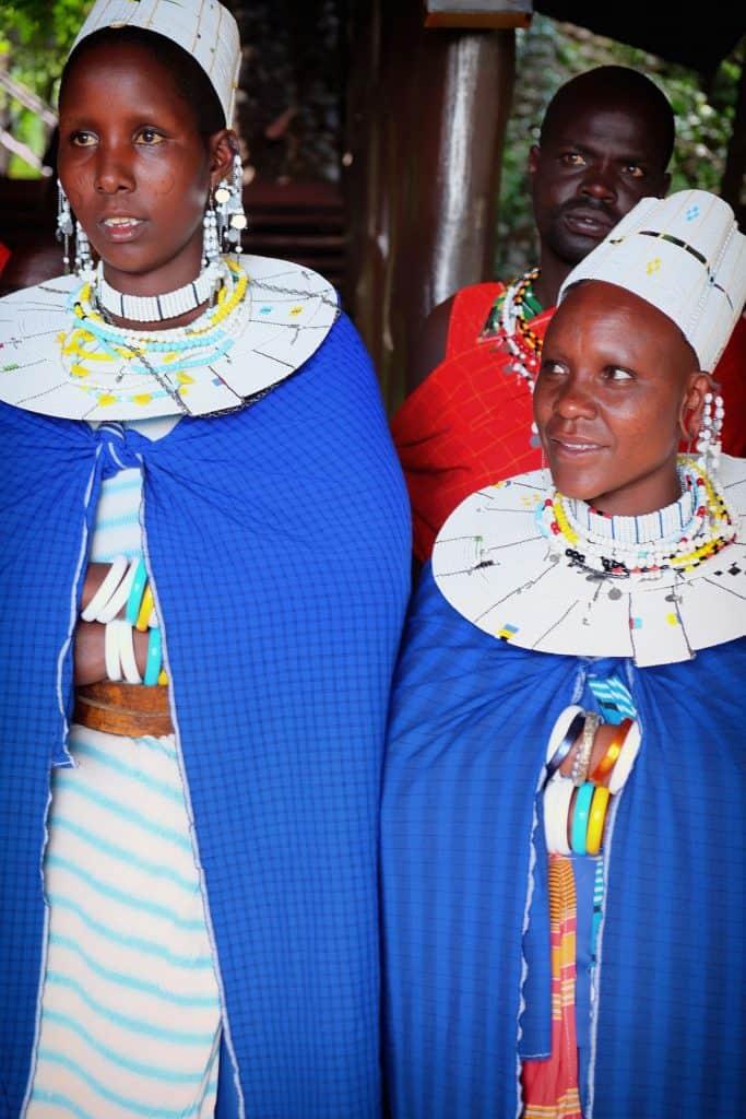 Masaii Women Ngorongoro