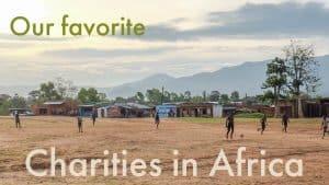 Charities in Africa