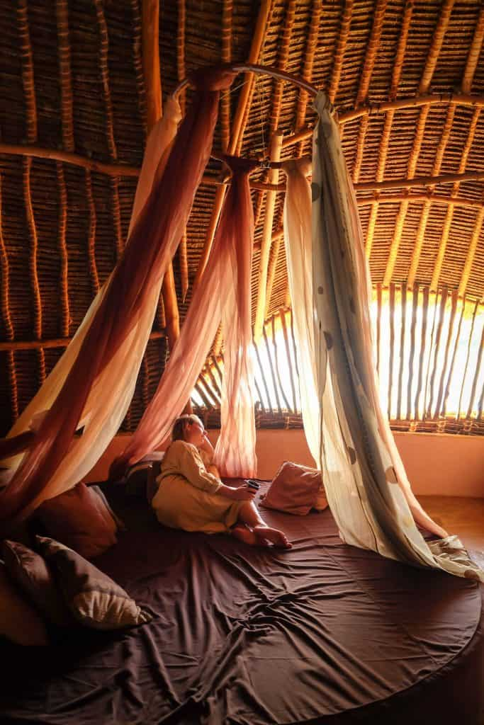 Honeymoon Suite at Chale Island