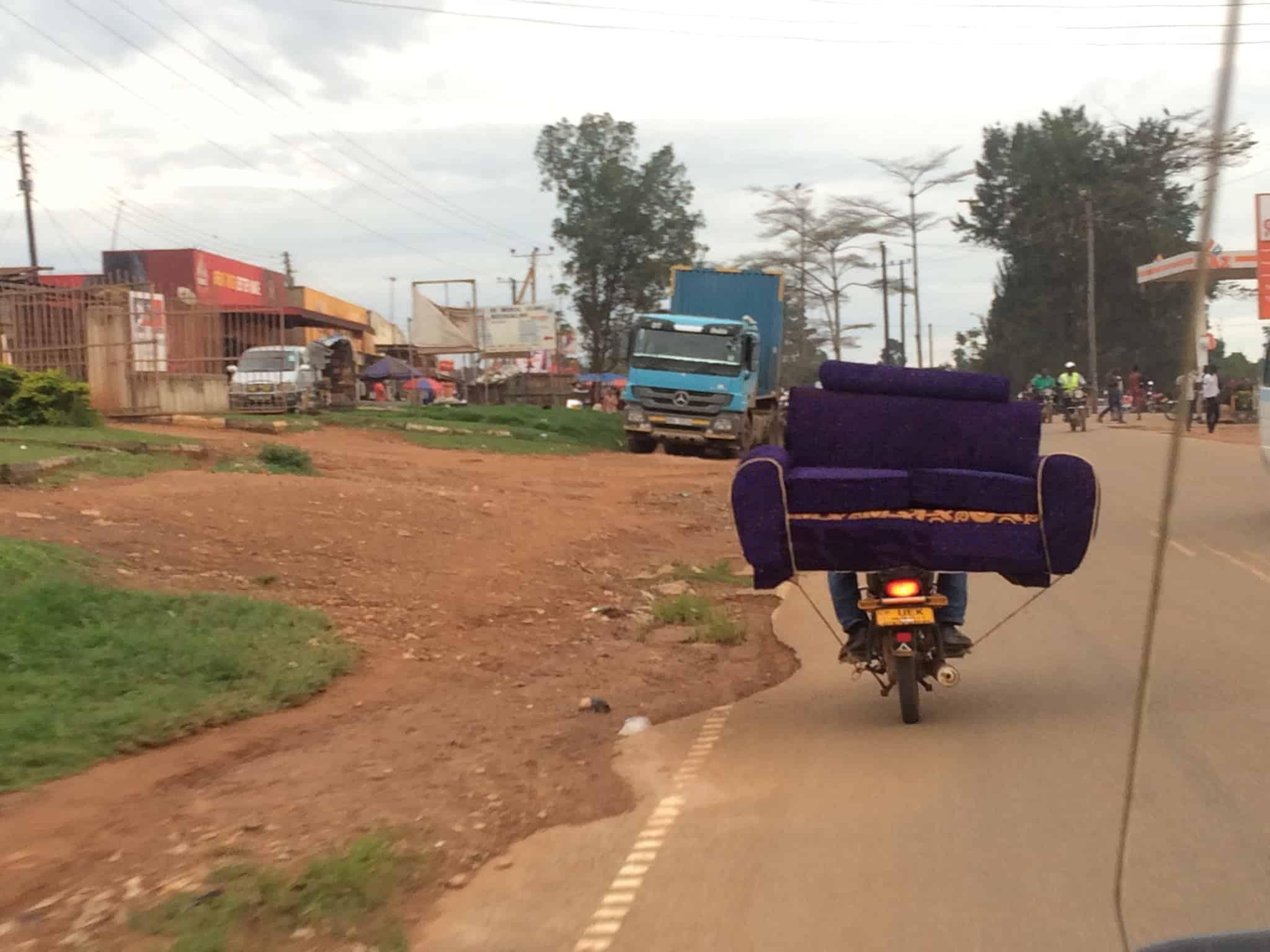 Bikes in Africa