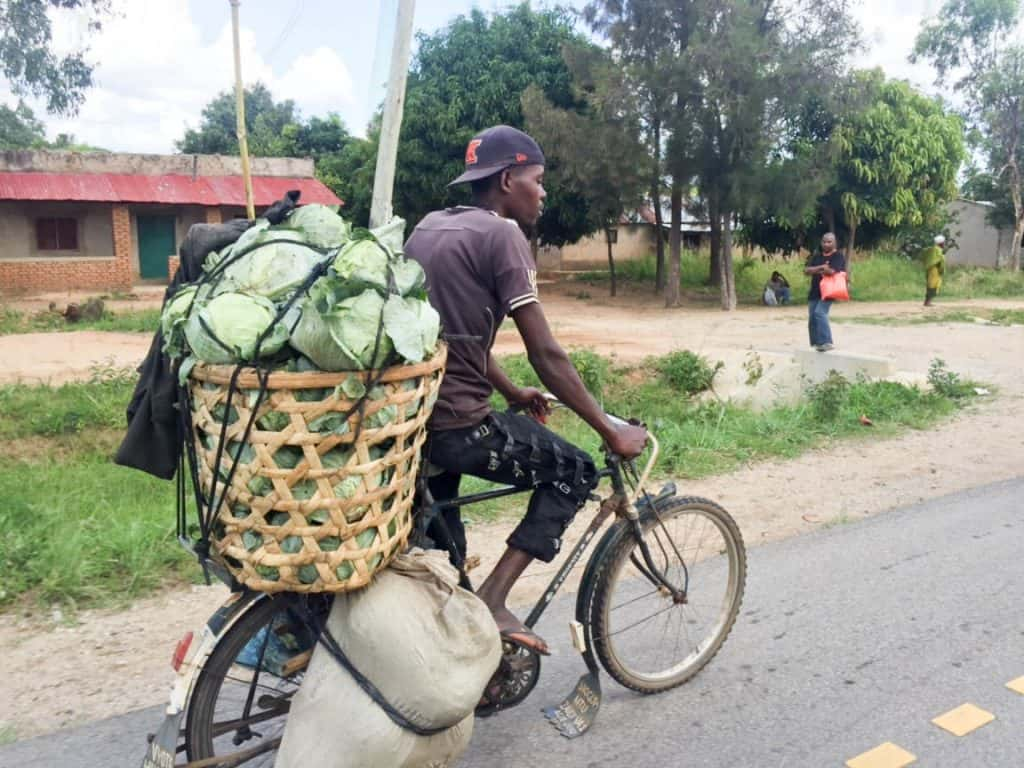 Bikes in Africa