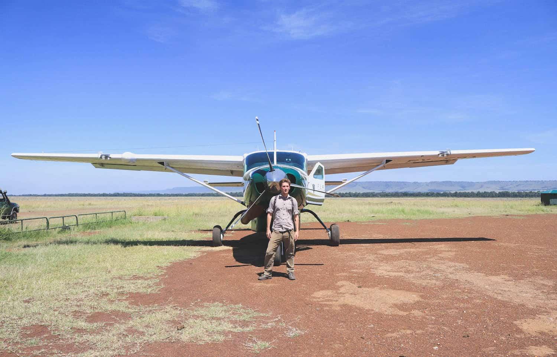 Bushflight Masai Mara