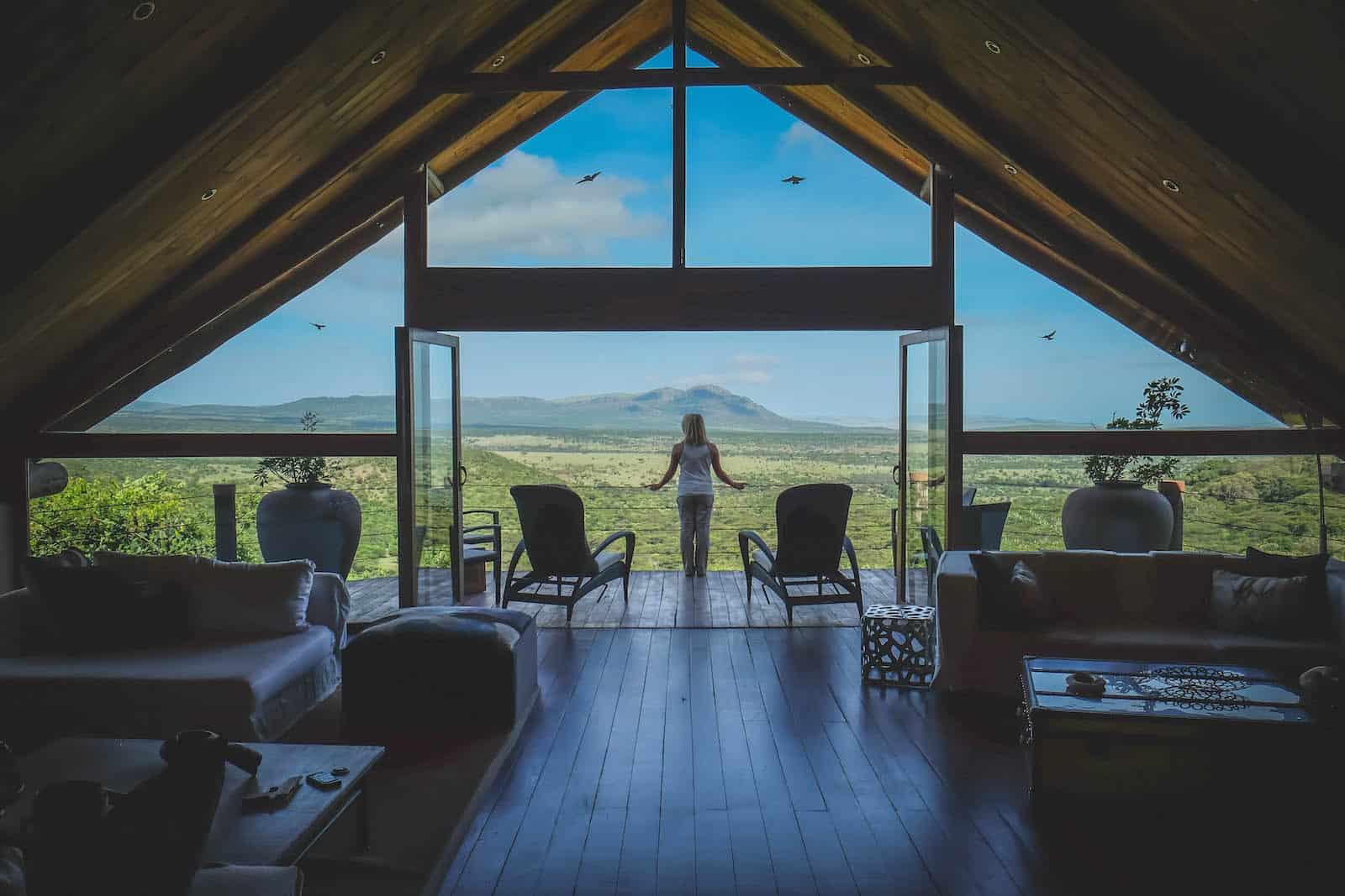 Cottars Masai Mara Bush Villa