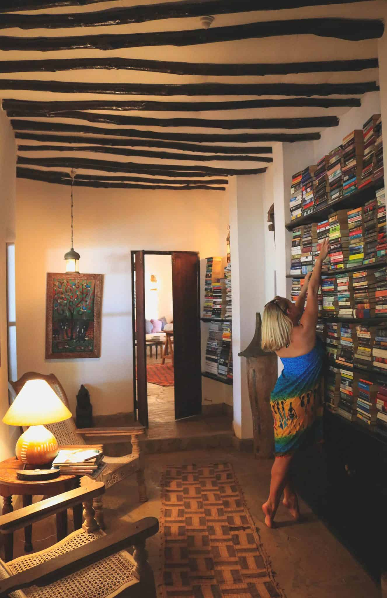 Kinondo Kwetu Library