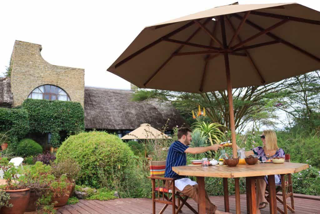 Nairobi National Park Lodge
