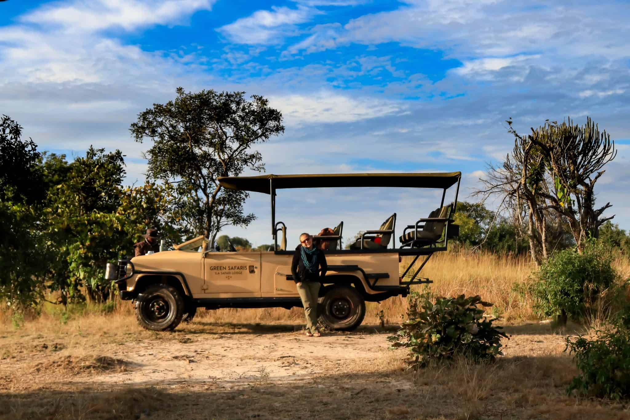 Game Drive Kafue National Park