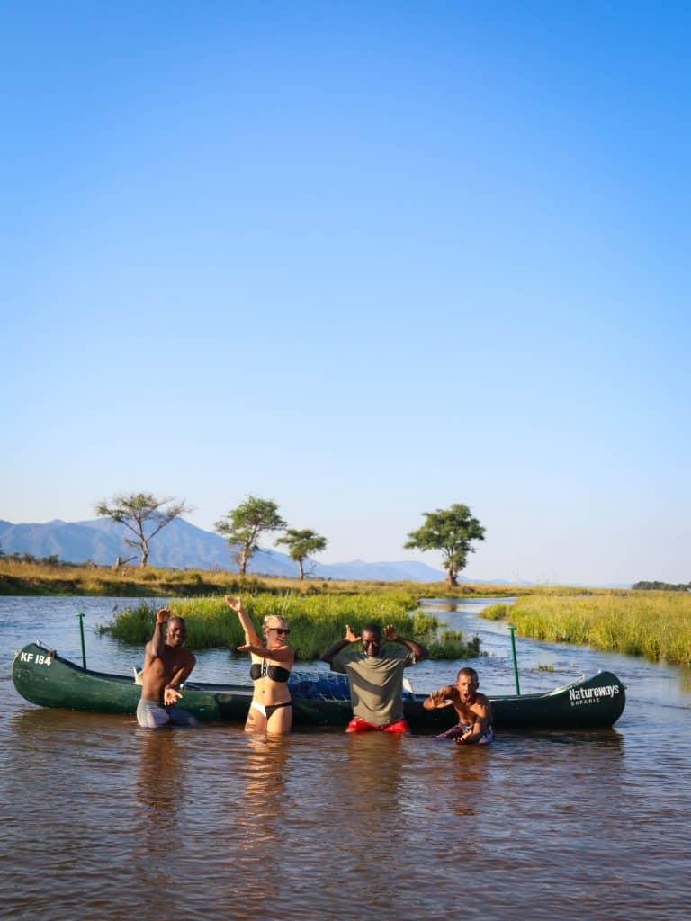 Natureways Canoe SAfari