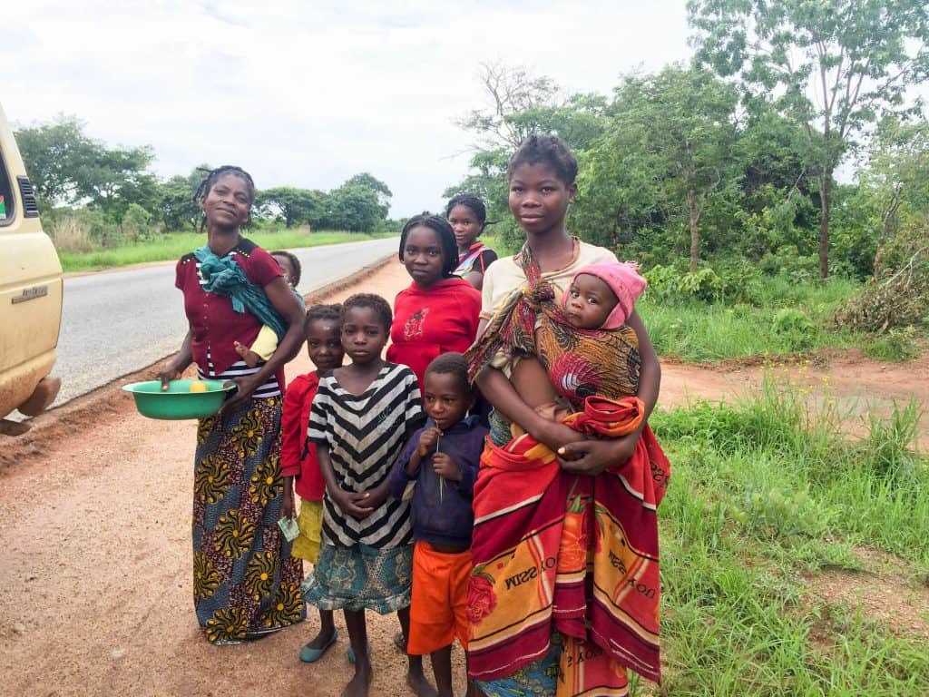 People of Zambia