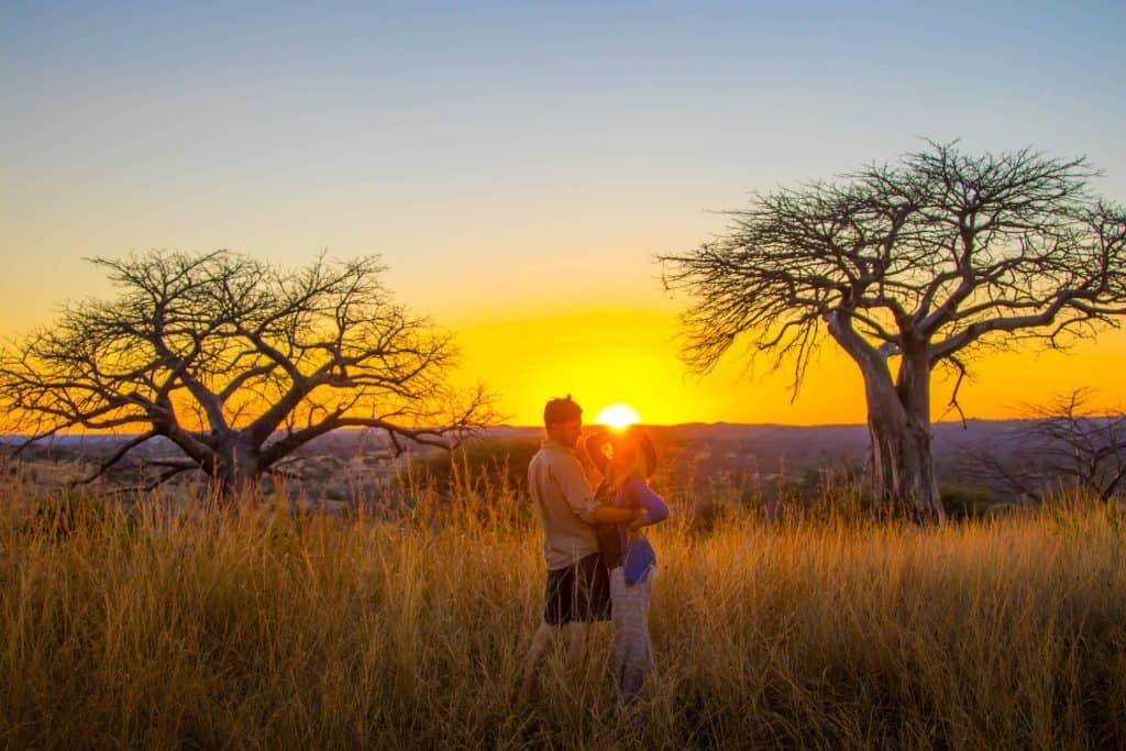 Safari Clothes - Baobabs in Ruaha National Park