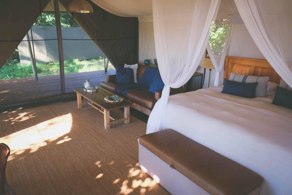 Ruckomechi Camp Room