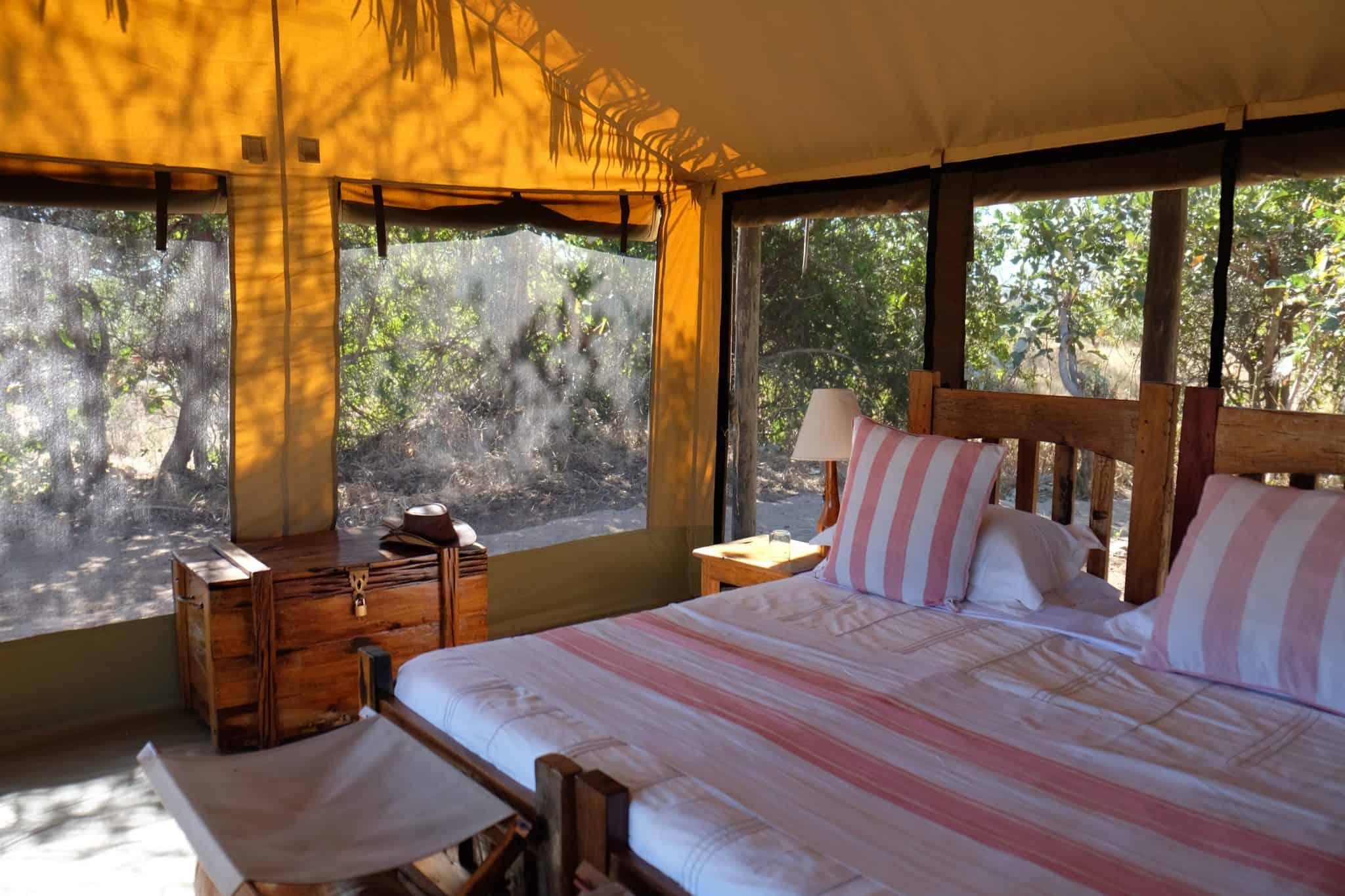 Rooms at Kigelia
