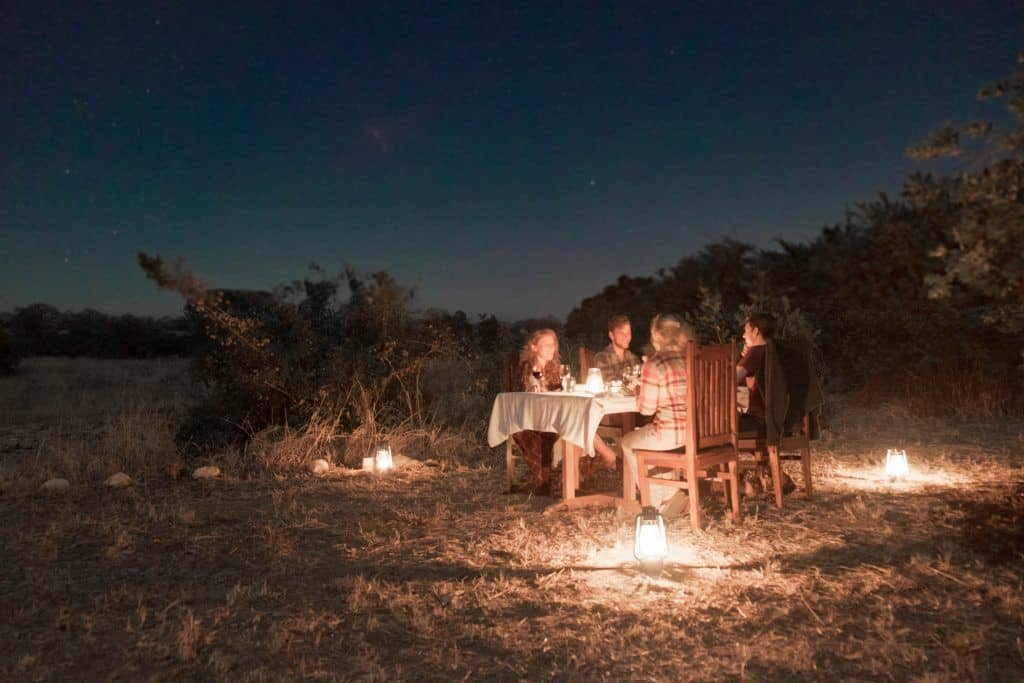 Nighttime in Ruaha