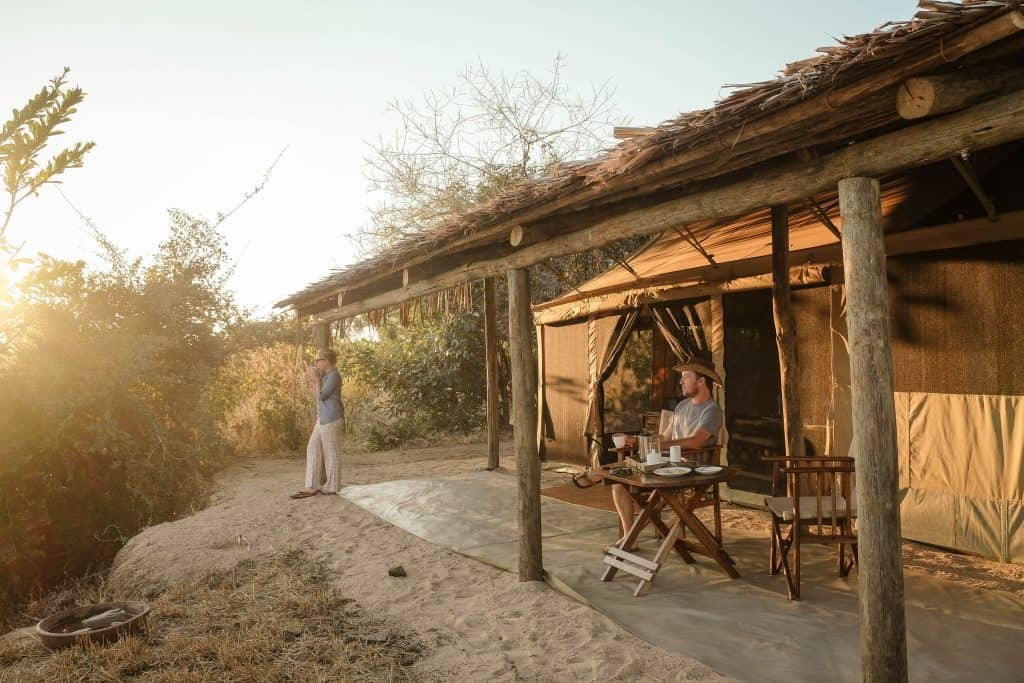 Kigelia Camp - Nomad Tanzania
