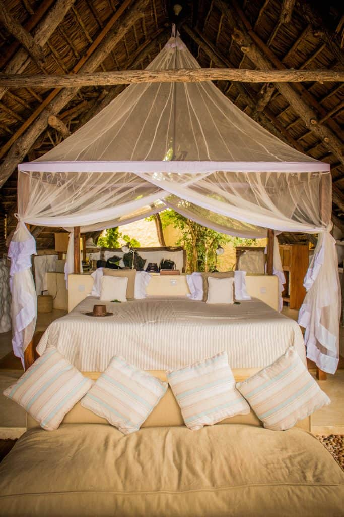 Sand River Selous Room