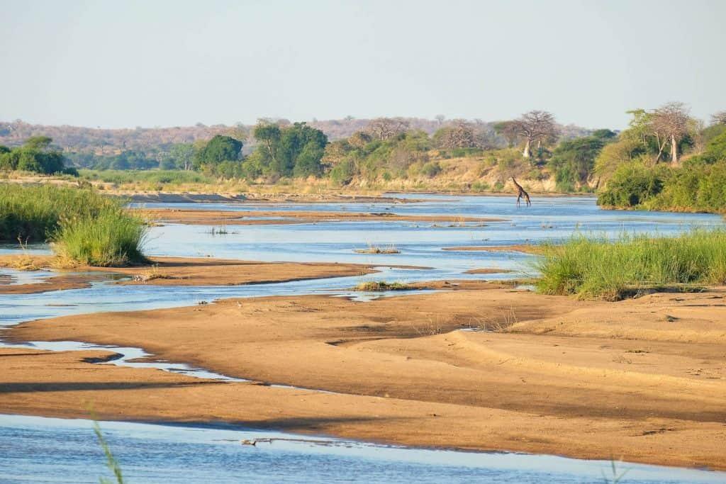 Rivers in Ruaha