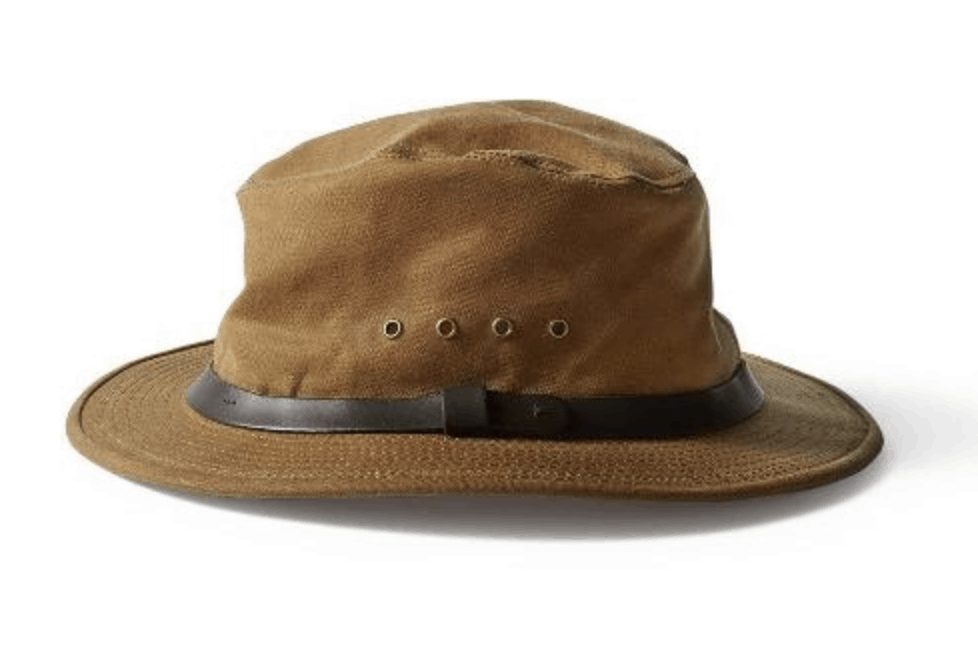 Filson Tin Packer Hat safari hat