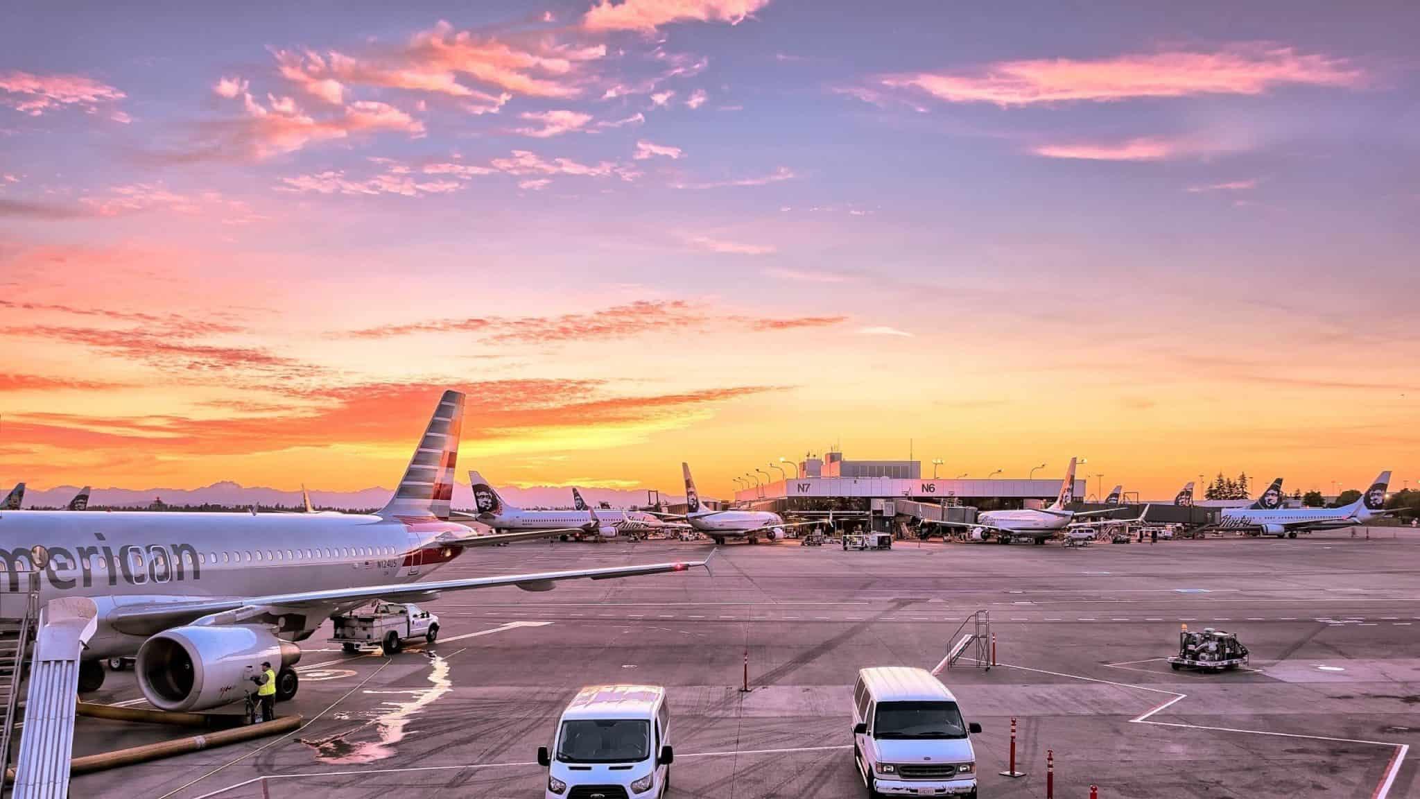 best travel wallet - Long Haul Flight
