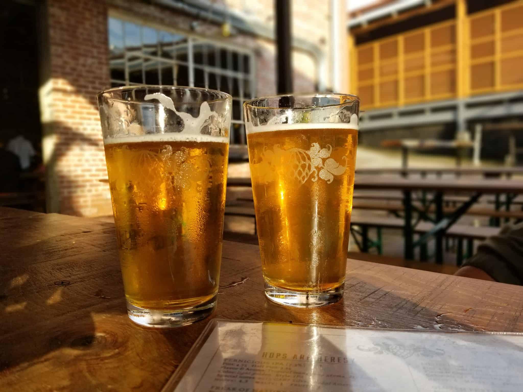 Romantic Things Asheville Biltmore Beer