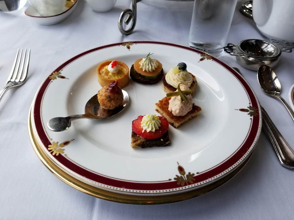 Romantic Things Asheville Biltmore High Tea