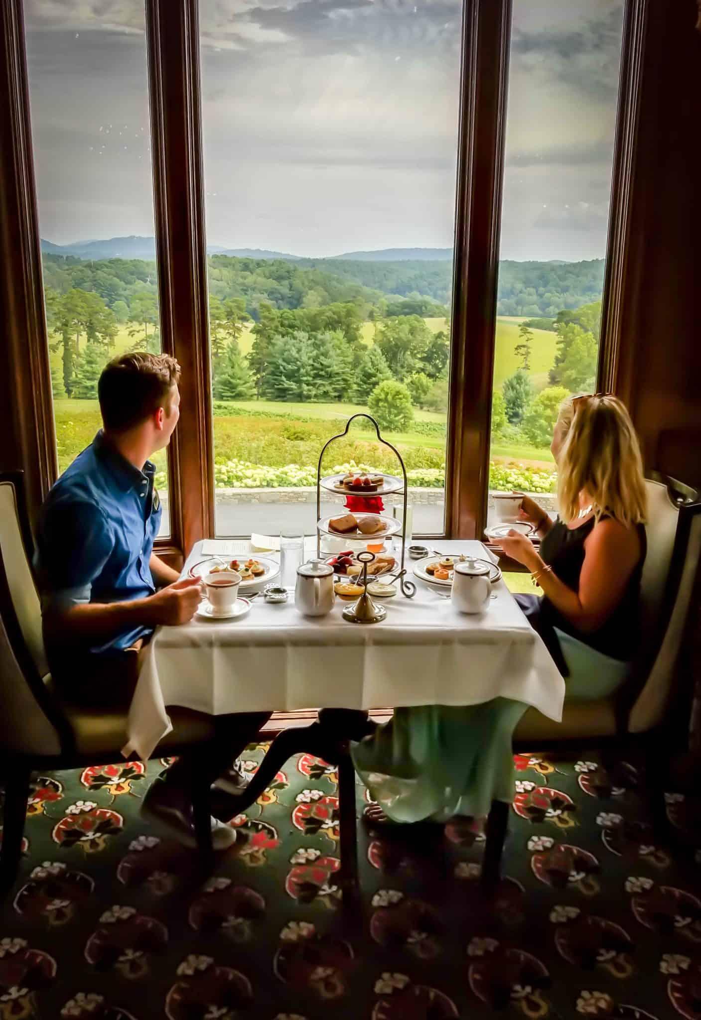 Romantic Things Asheville Biltmore Inn