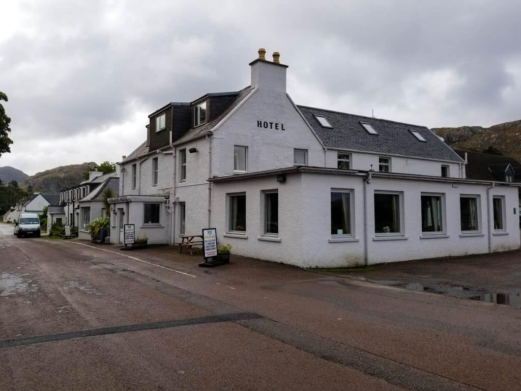 Poolewe Hotel - North Coast 500 accommodation