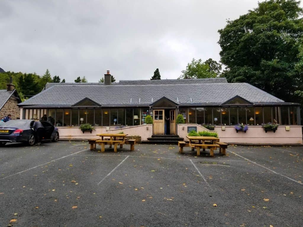 torridon inn pub - North Coast 500