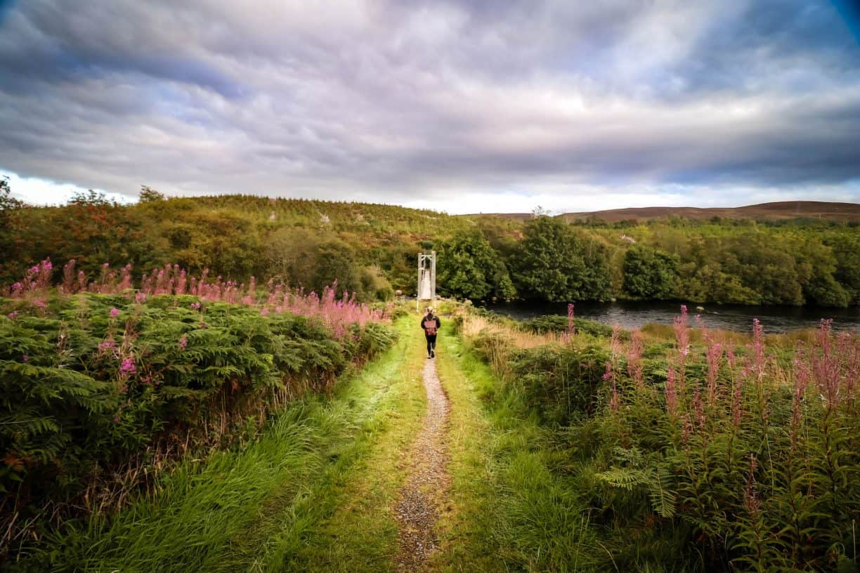 Scottish Highlands - Getting Active and Healthy