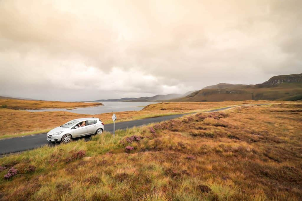 Driving on the NC500