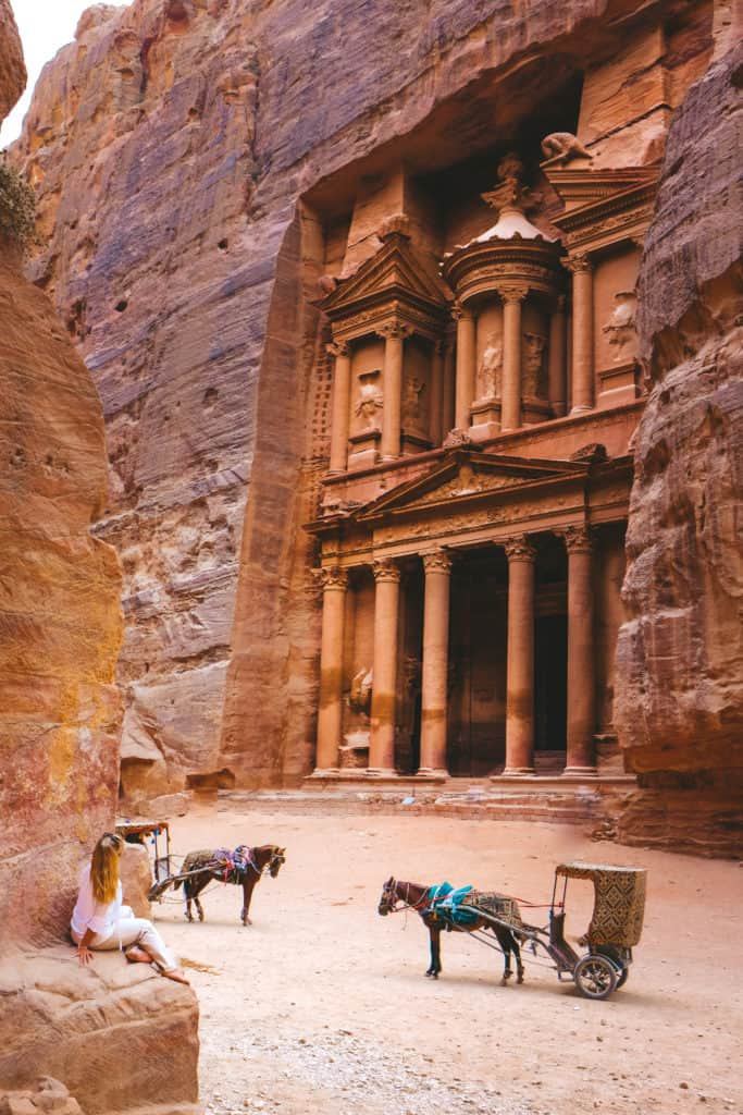 Petra - Best Time to Visit Jordan
