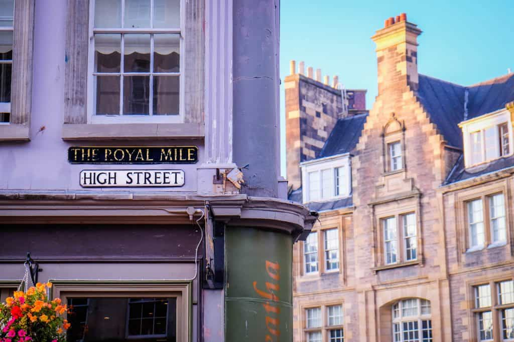 Things To Do in Edinburgh Royal Mile