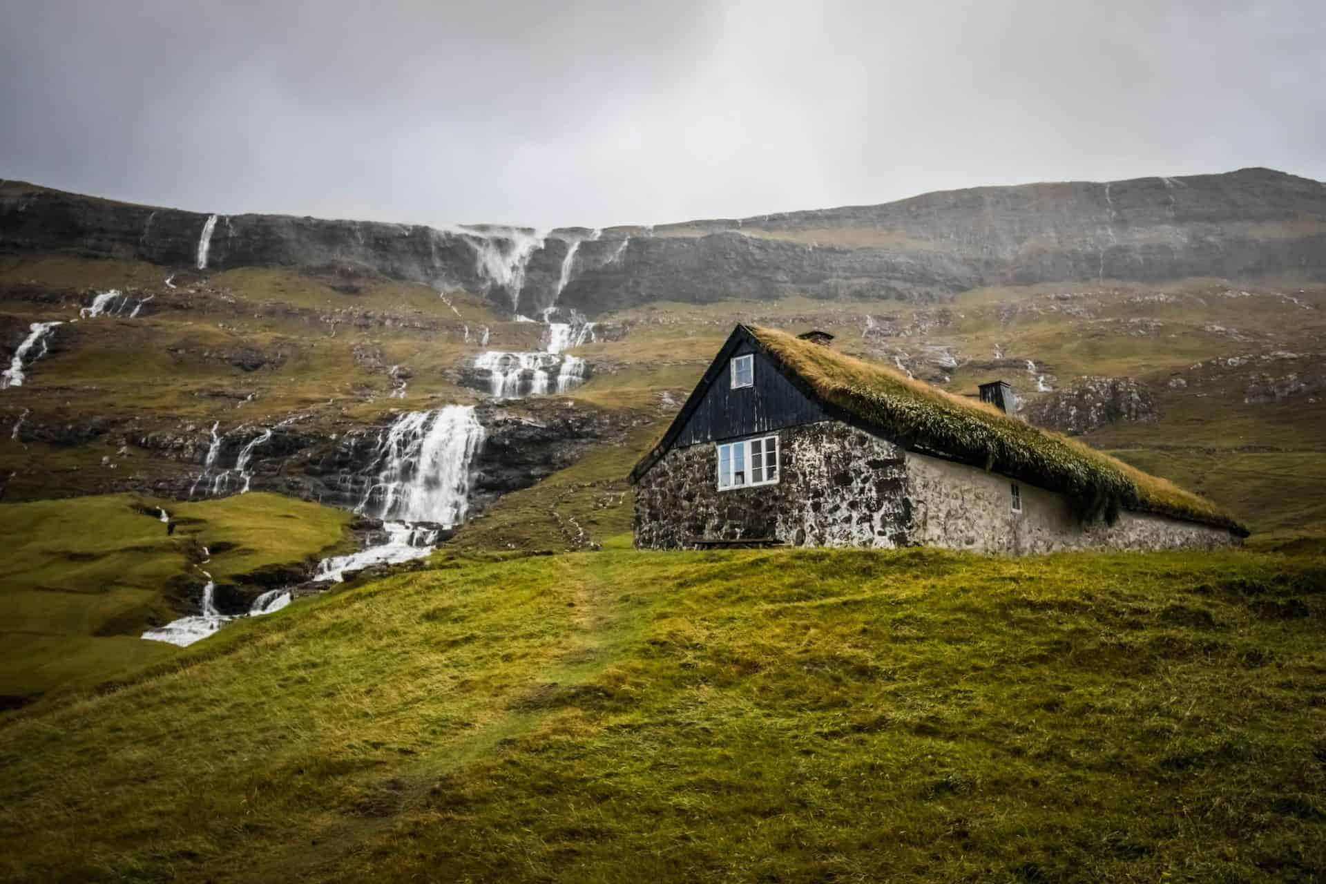 Faroe Islands homes