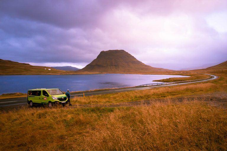 Campervaning in Iceland