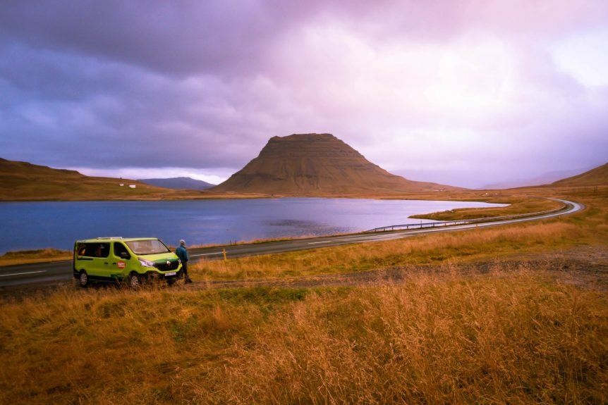 Campervaning in Iceland
